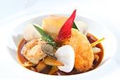 レストラン メゾン タテル ヨシノ